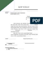 contoh Permohonan Lampu Penerang Jalan (LPJU).docx