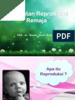 Pembekalan Kesehatan Reproduksi (Fix)
