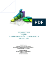 Introduccion Taller Ppcp
