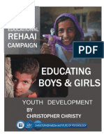 Rehaai Youth Development By Christopher Christy