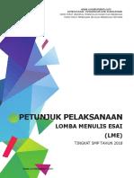Juklak Lme Smp 2018