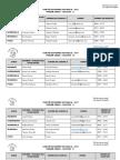 Comités de PMF - Primer Grado 2018