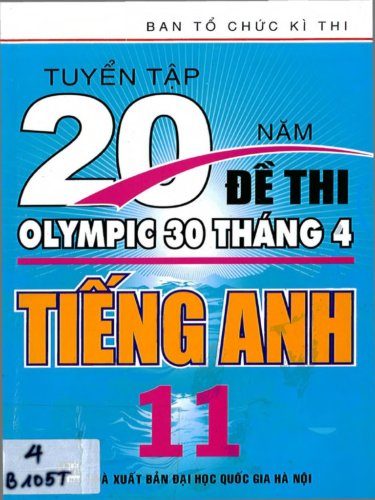 tuyển tập 20 năm đề thi olympic 30 4 tiếng anh 11 (2014)Rain Sound Generator 8211 Sleep Aid In Case Of Insomnia #17