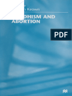 Damien Keown (Eds.)-Buddhism and Abortion-Palgrave Macmillan UK (1998)