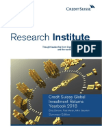 Credit Suisse Global Investment Returns Yearbook 2018 En
