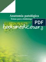 Anatomia Patologica(Editorial Ciencias )