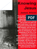 Knowing Jesus - James Alison