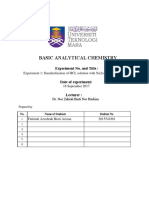 Lab Report Cover CHEM256