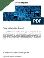 Embedded system training - Embedded system training in Chennai