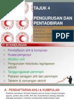 3. Pengurusan Dan Pentadbiran