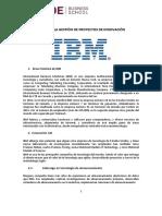 CASO IBM