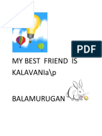 My Best Friend Kalaivani{Aiswawaryarani}