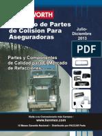 Catalogo de Aseguradoras ICRC-MXKW 2013