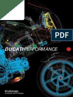 Catálogo Ducati Performance Multistrada 2003