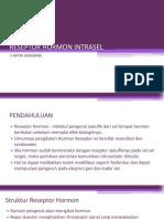 Reseptor Hormon Intrasel