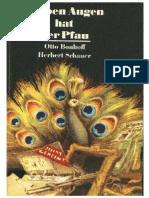 Sieben Augen Hat Der Pfau - Otto Bonhoff