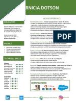 sharnicia dotson resume public