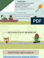 PKBK3043 Sukan Dan Rekreasi