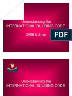2006 to 2009- California Building Code Presentation