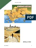 Preparacion Viaje a Sevilla 2018