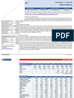 Castrol Stock Update - 211217