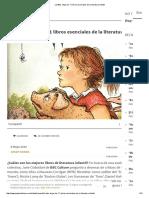 La BBC Elige Los 11 Libros Esenciales de La Literatura Infantil