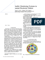 Power Quality Monitoring Systems in Romanian Electricity Market