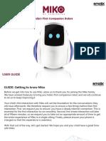 MY Miko iOS Setup Guide