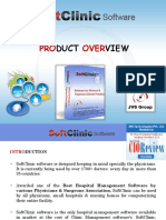 SoftClinic Software - Presentation