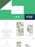 Emaar Saffron Townhouses at Dubai South +971 4248 3445