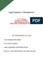 1 Legal Management