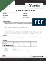 Copper Tube for HVACR Applications