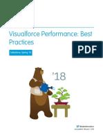 Salesforce Visualforce Best Practices
