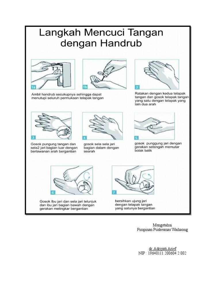 Cuci tangan handrub ccuart Images