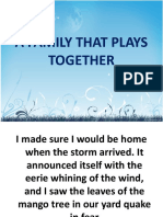 A Family That Plays Together.ppt