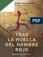 Tras La Huella Del Hombre Rojo - Lorenzo Mediano