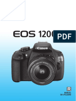 EOS 1200D - Manual Complet