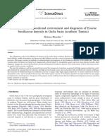 1 Sedimentation, depositional environment and diagenesis of Eocene.pdf