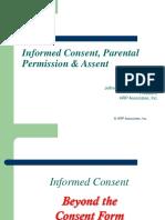 Consent Assent