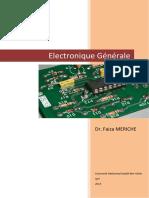 Electronique Générale_Meriche Faiza 2015