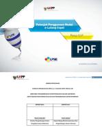 User Guide Penggunaan E-Lelang Cepat (Pokja ULP)