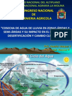 XII Congreso Nacional Ingenieria Agricola