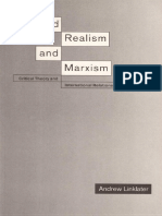 Andrew Linklater- Beyond Realism and Marxism
