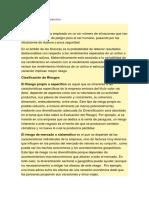 Variables Del Riesgo Financiero