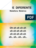 Madallena Toque Diferente