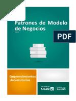 Patrones de Modelo de Negocios 1