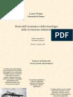 Storia Economica Landes 2016