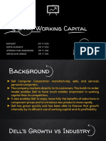 Case 8 - Dell's Working Capital - Syndicate 10