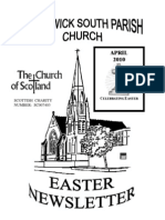 April 2010 Prestwick South Parish Church Newsletter