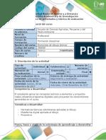 Guía de actividades y rúbrica de evaluación - Fase 5 - Realizar las figuras geométricas aplicadas a la ingeniería. POA.pdf